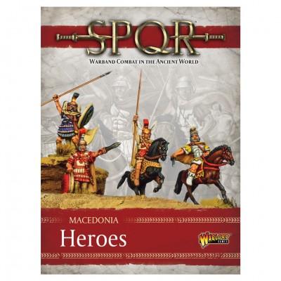 SPQR: Macedonia: Heroes