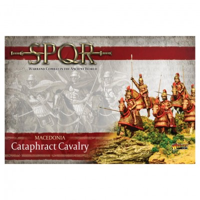 SPQR: Macedonia: Cataphracts