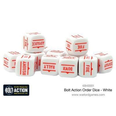 BA: White Orders Dice
