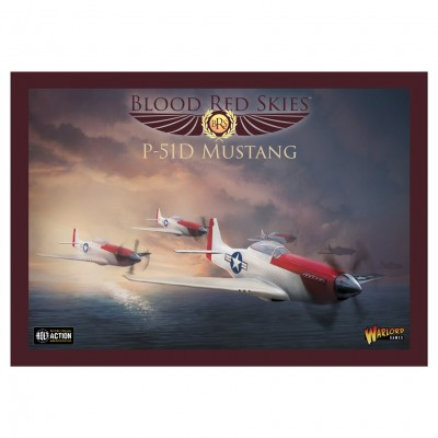 BRS: US P-51 Mustang Squadron (6)