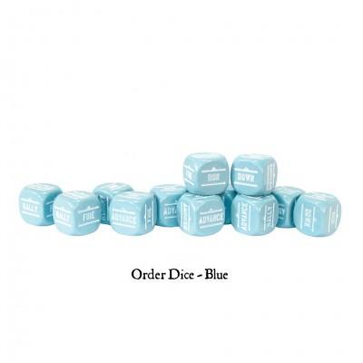 BA: Orders Dice - Blue