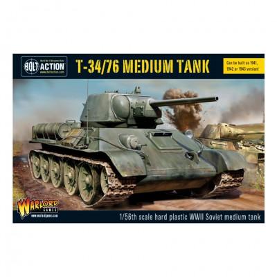 BA: Soviet T34/76 Medium Tank