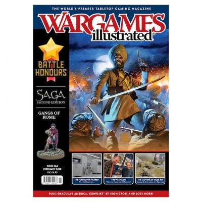 Wargames Illustrated #364