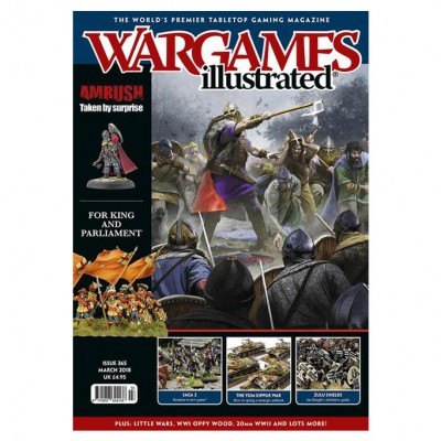 Wargames Illustrated #365