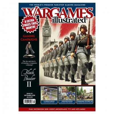 Wargames Illustrated #371