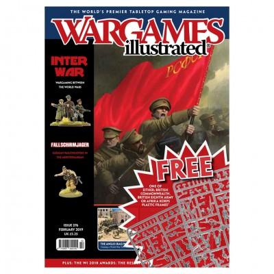 Wargames Illustrated #376