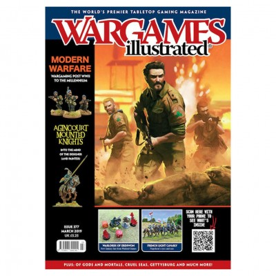 Wargames Illustrated #377