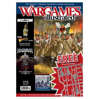 Wargames Illustrated #381