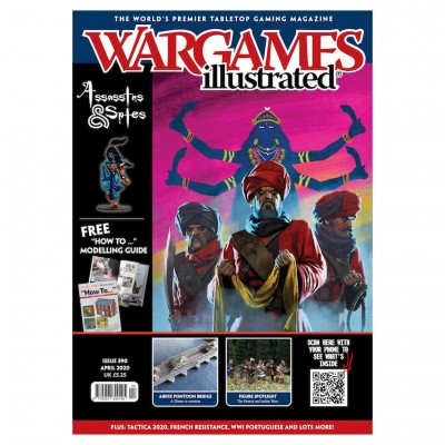 Wargames Illustrated #390