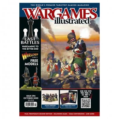 Wargames Illustrated #394