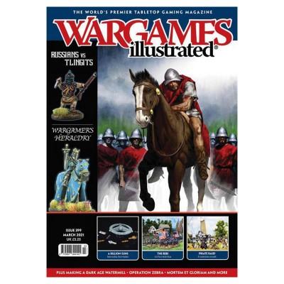Wargames Illustrated #399