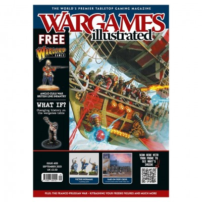 Wargames Illustrated #405