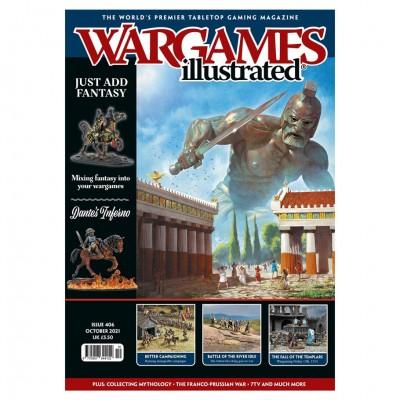 Wargames Illustrated #406