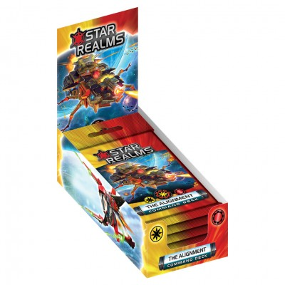 Star Realms: CD: Alignment DISPLAY (6)