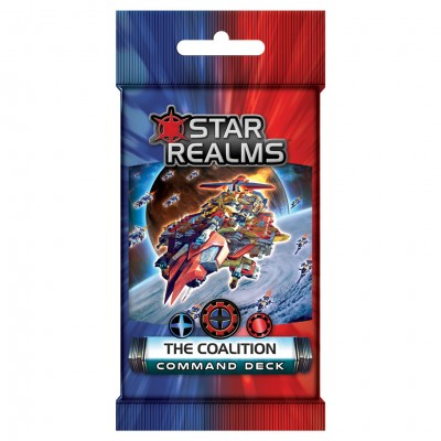 Star Realms: CD: Coalition Single