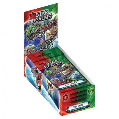 Star Realms: CD: Unity DISPLAY (6)