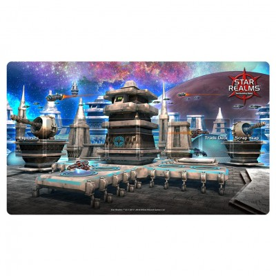 Star Realms: Ion Station Play Mat