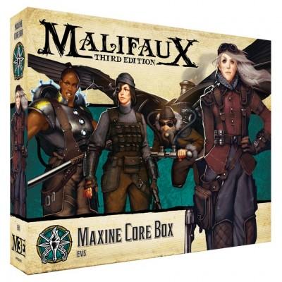Explorer's Society: Maxine Core Box