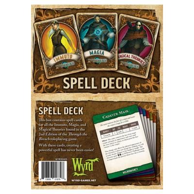 Through the Breach: Spell Deck