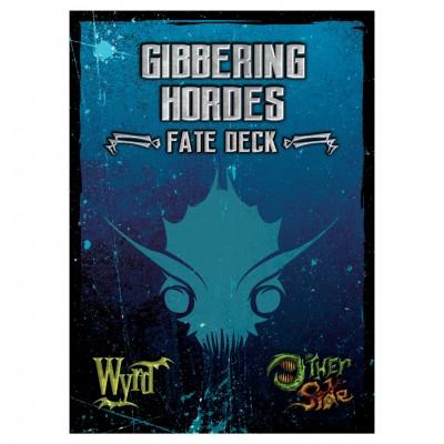 TOS: Gibbering Hordes:Fate Deck(Plastic)