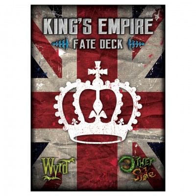 TOS: King's Empire:Fate Deck (Plastic)