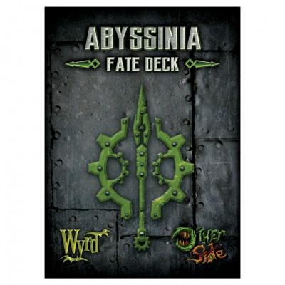TOS: Abyssinia: Fate Deck (Plastic)