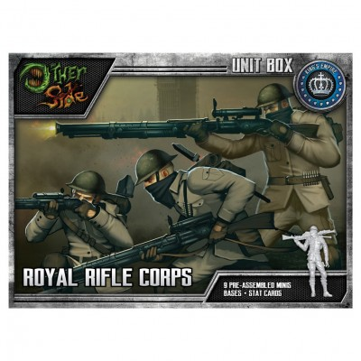 TOS: King's Empire: Royal Rifle Corps