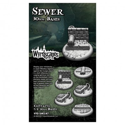 WS: Sewer 30mm