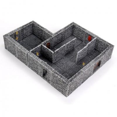 WarLock Tiles: Dungeon II:Stone Wall Exp