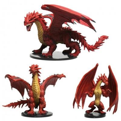 PFBM: Red Dragon Evolution Boxed Set (3)