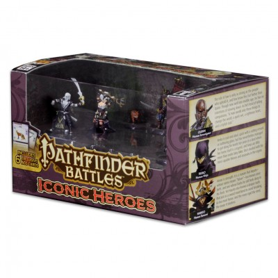 PFBM: Iconic Heroes Box Set VI