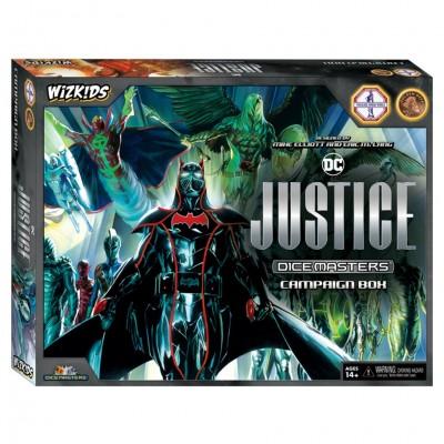 DM: DC: Justice Campaign Box