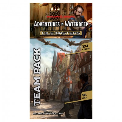 DM: D&D:Adventure in Waterdeep Team Pack