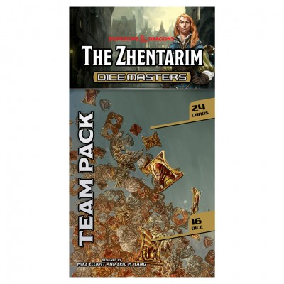 DM: D&D: The Zhentarim Team Pack