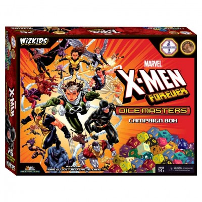 DM: MVL: X-Men Forever Campaign Box