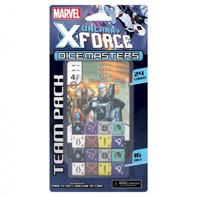 DM: MVL: X-Force Team Pack