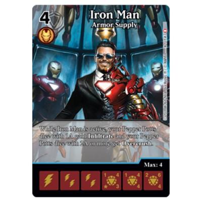 DM: MVL: Stark Industries Monthly OP Kit