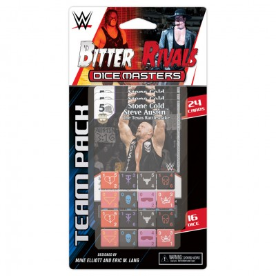DM: WWE: Bitter Rivals Team Pack