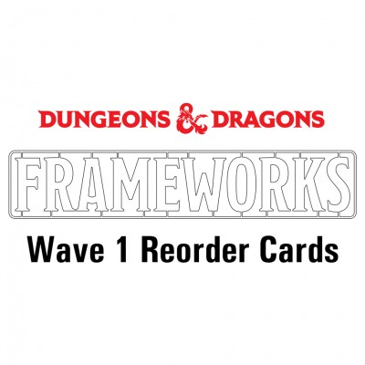 D&D: FW Wave 1: Retail Reorder CardsW1