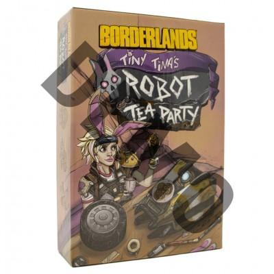 Borderlands: Tiny Tina's Robot Tea Demo