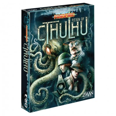 Pandemic: Reign of Cthulu