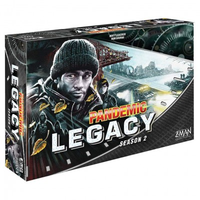 Pandemic: Legacy Season 2 (Black Ed)