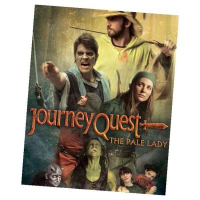 JourneyQuest: Season 3 Blu Ray