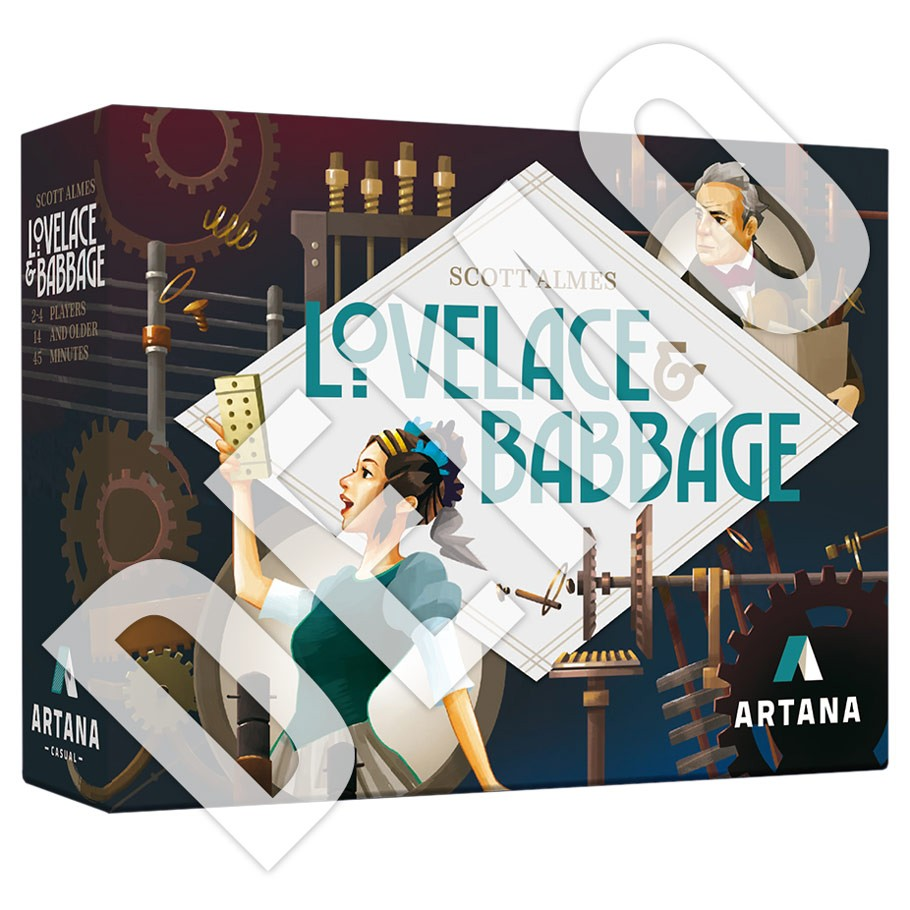 Lovelace & Babbage DEMO