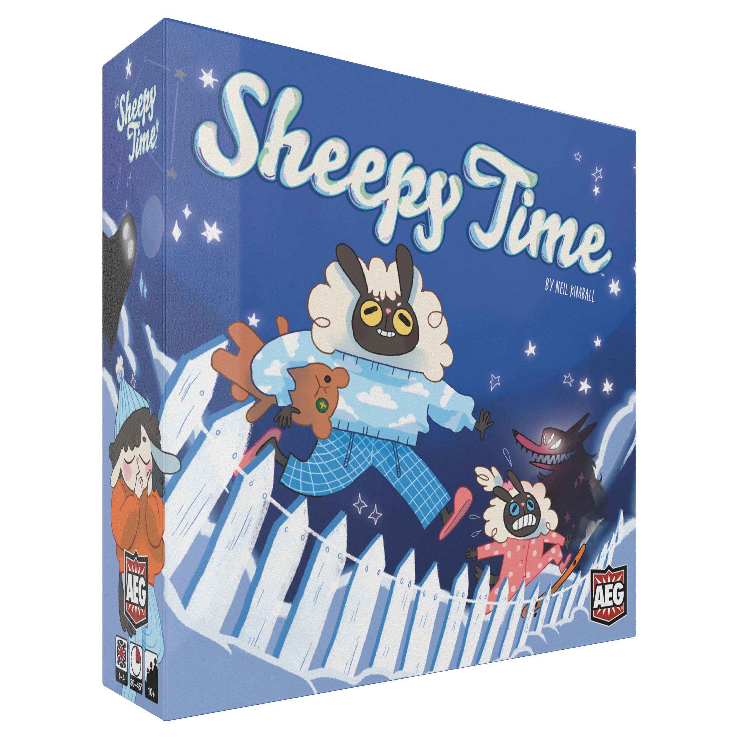 Sheepy Time