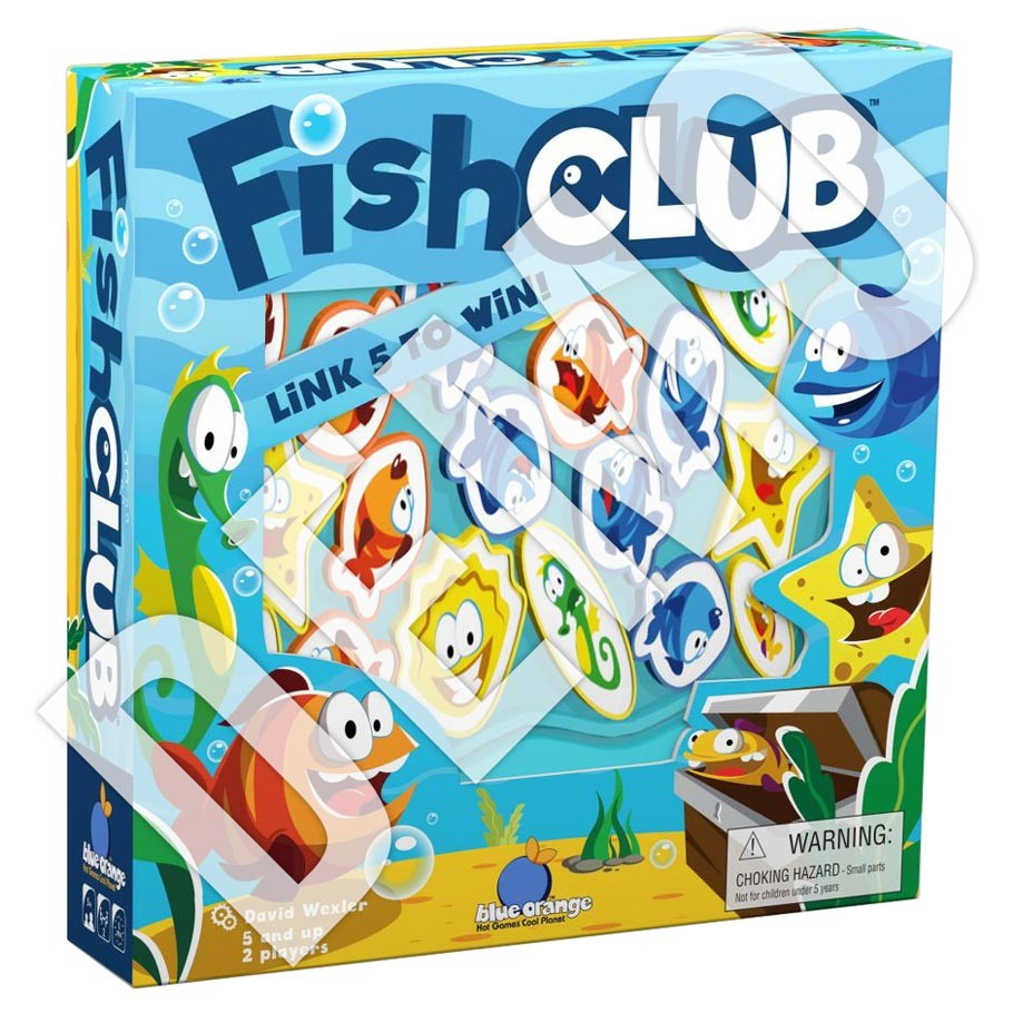 Fish Club DEMO