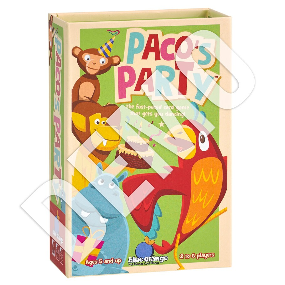 Paco's Party DEMO