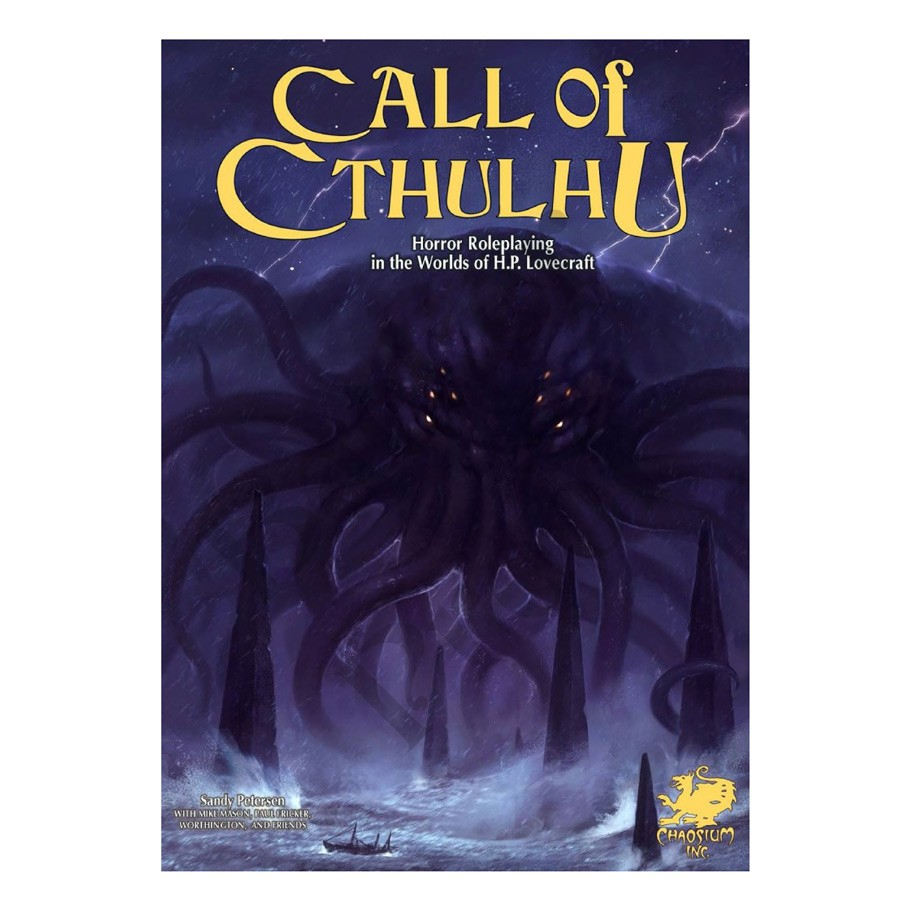 Call of Cthulhu 7th Ed.