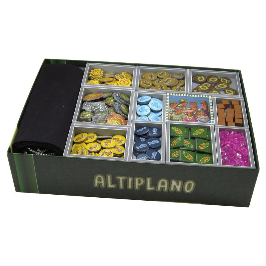Box Insert: Altiplano & The Traveler