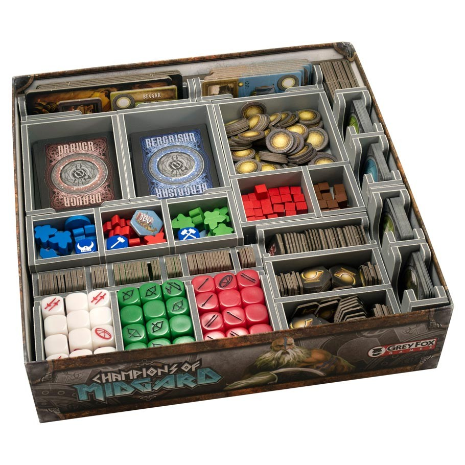 Box Insert: Champions of Midgard & Exps